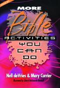 More Bible Activities You Can Do