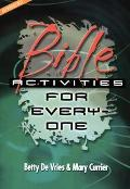 Bible Activities for Everyone
