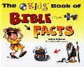New Kids Book of Bible Facts - Anne Adams - Hardcover