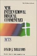 Acts (New International Biblical Commentary)