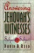 Answering Jehovah's Witnesses Subject by Subject