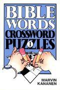 Bible Words Crossword Puzzles 1