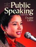 Public Speaking A Handbook for Christians
