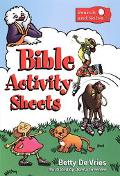 Search and Solve Bible Activity Sheets