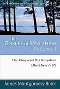 Gospel of Matthew The King And His Kingdom, Matthew 117