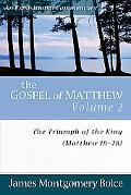 Gospel of Matthew The Triumph of the King, Matthew 1828