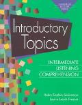 Introductory Topics