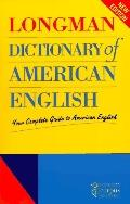 Longman Dictionary of American English Your Complete Guide to American English