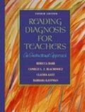 Reading Diagnosis for Teachers An Instructional Approach