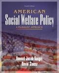 American Social Welfare Policy: A Pluralist Approach