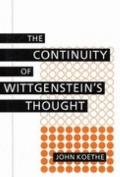 Continuity of Wittgenstein's Thought