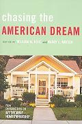 Chasing the American Dream New Perspectives on Affordable Homeownership