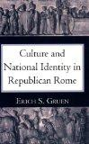 Culture and National Identity in Republican Rome (Cornell Studies in Classical Philology)