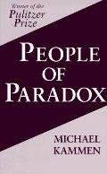 People of Paradox: An Inquiry Concerning the Origins of American Civilization