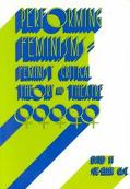 Performing Feminisms Feminist Critical Theory and Theatre