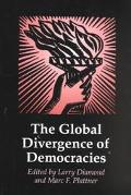 Global Divergence of Democracies