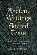 From Ancient Writings to Sacred Texts The Old Testament and Apocrypha