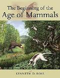 Beginning of the Age of Mammals