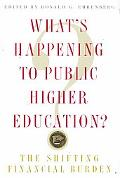 What's Happening to Public Higher Education?
