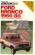 Chilton Ford Bronco 1966-1986 - Chilton - Paperback