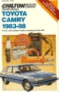 Toyota Camry, 1983-88: Repair and Tune-up Guide - Chilton Book Company - Paperback