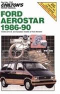 Chilton's Repair Manual Ford Aerostar 1986-90