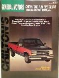 Chevy - GM Full Size Trucks, 1988-93 - Kerry A. Freeman - Paperback