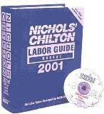 Nichols' Chilton Labor Guide Manual: 1982-2001 CD-Rom