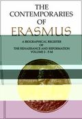 Contemporaries of Erasmus A Biographical Register of the Renaissance and Reformation  N-Z