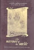 Mirroure of the Worlde A Middle English Translation of the Miroir De Monde