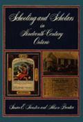 Schooling and Scholars in Nineteenth-Century Ontario