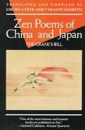 Zen Poems of China & Japan The Crane's Bill