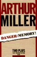 Danger Memory!  Two Plays  I Can't Remember Anything, Clara