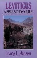 Leviticus A Self-Study Guide