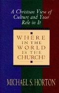 Where in the World Is the Church?: A Christian View of Culture and Your Role in It - Michael...