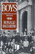 Boys A Schoolmaster's Journal