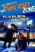 The Twilight Zone: Will the Real Martian Please Stand Up? (Rod Serling's the Twilight Zone)