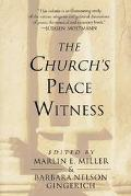 Church's Peace Witness