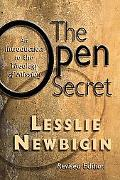 Open Secret An Introduction to the Theology of Mission