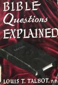 Bible questions explained
