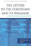 Letters to the Colossians and to Philemon