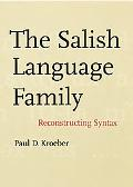 Salish Language Family Reconstructing Syntax