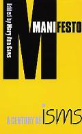 Manifesto A Century of Isms