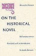 On the Historical Novel
