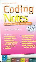 Coding Notes Medical Insurance Pocket Guide