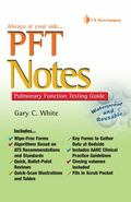 PFT Notes: Pulmonary Function Testing Pocket Guide