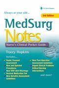 Hopkins: Med Surg Notes: Nurse's Clinical Pocket Guide 3e