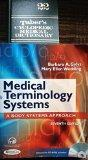 Pkg: Med Term Systems 7e (Text, Audio CD & TermPlus 3.0) + Tabers 22e Index