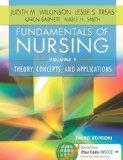 Pkg Fundamentals Of Nursing vol. 1 & vol. 2 3e