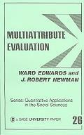 Multiattribute Evaluation